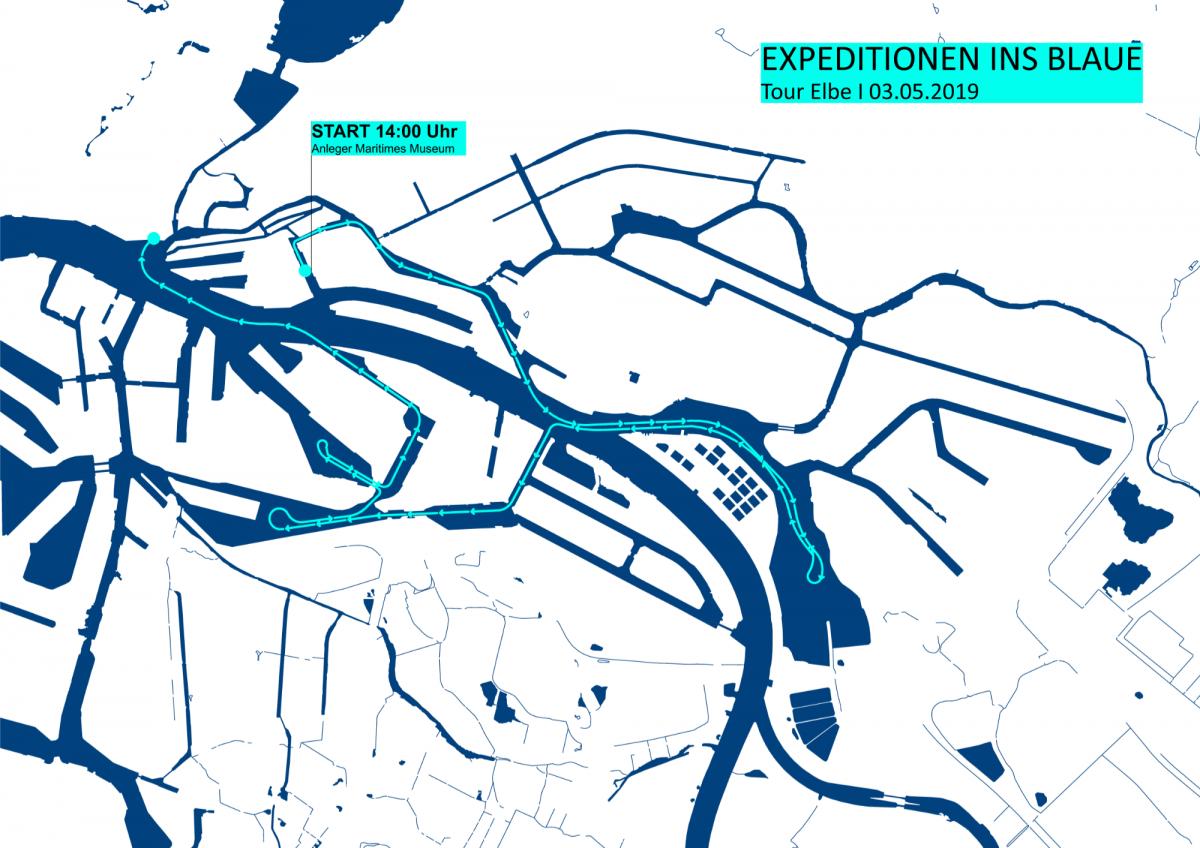 Die HafenCity und der Mittlere Freihafen